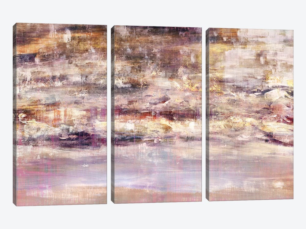 My Space by Maximiliano Casal 3-piece Art Print
