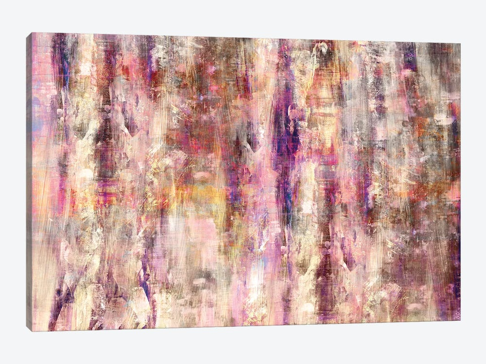 Colorful Abstract by Maximiliano Casal 1-piece Canvas Wall Art