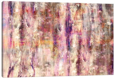 Colorful Abstract Canvas Art Print
