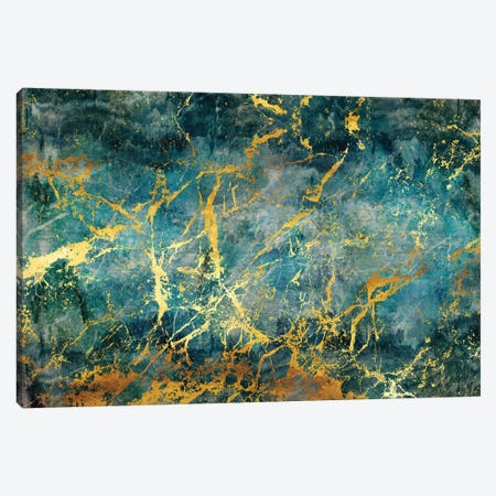 Electric Gold Canvas Print #MXC8} by Maximiliano Casal Canvas Art Print