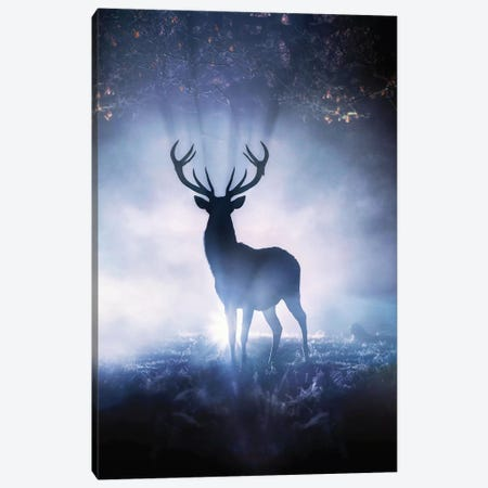 Cernunnos Rising Canvas Print #MXE5} by Max Ellis Canvas Art