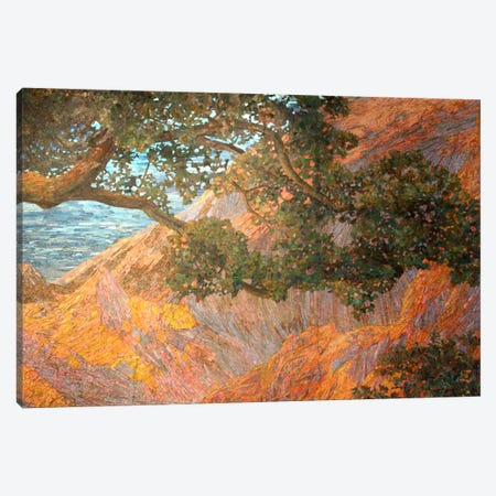 Dream Garden Canvas Print #MXP13} by Maxfield Parrish Canvas Art Print