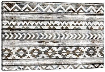 Navajo Pattern Canvas Print #MXS108