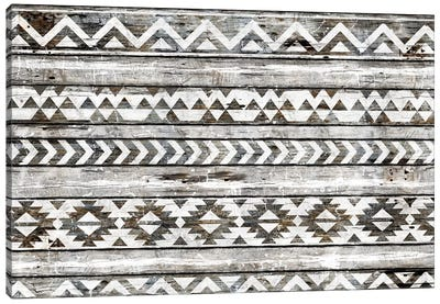 Navajo Pattern Canvas Art Print
