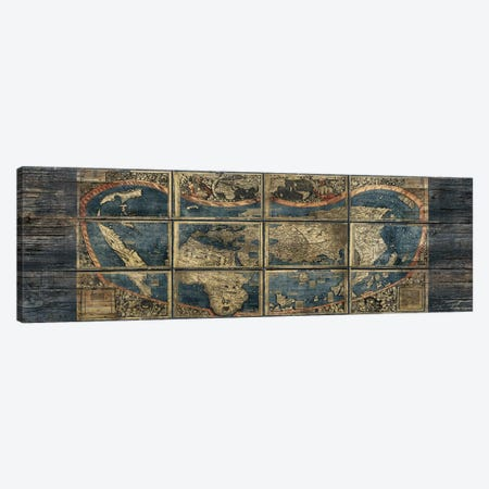 Panoramic Old World Canvas Print #MXS109} by Diego Tirigall Canvas Artwork