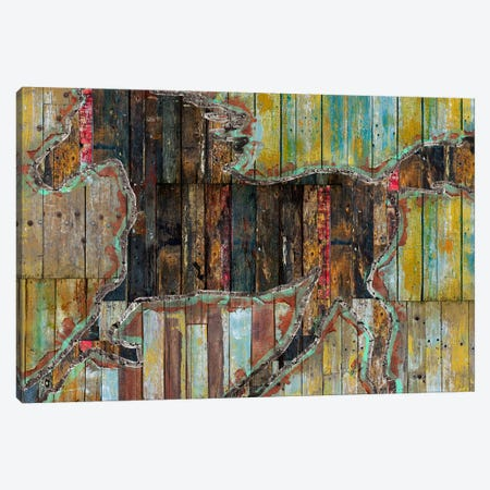 Galope Canvas Print #MXS114} by Diego Tirigall Canvas Art