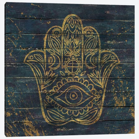 Hamsa Canvas Print #MXS115} by Diego Tirigall Canvas Artwork
