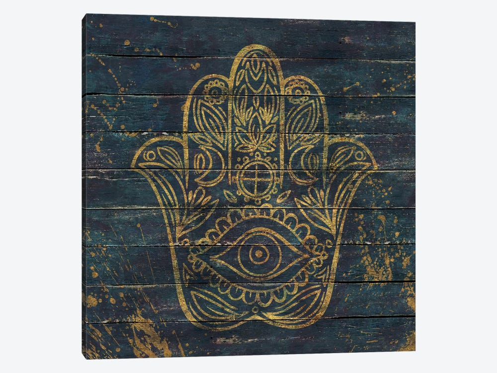 Hamsa 1-piece Canvas Art