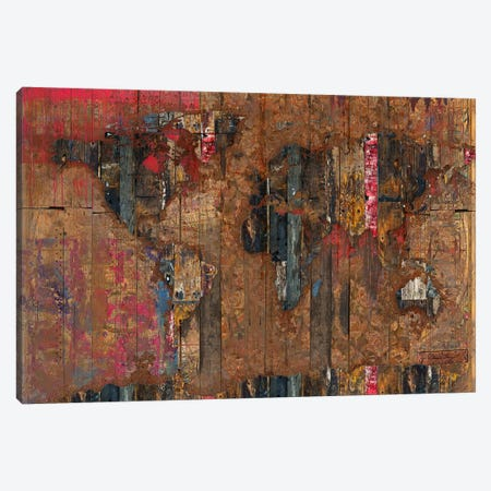 Transition Era Canvas Print #MXS119} by Diego Tirigall Canvas Print