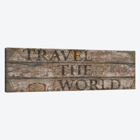 Travel The World Canvas Print #MXS124} by Diego Tirigall Canvas Art Print