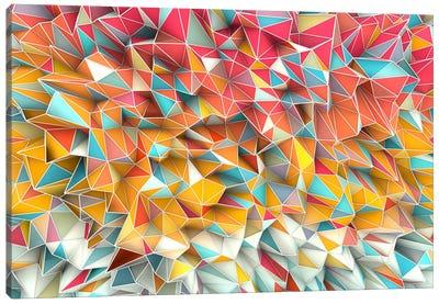 Kaos Summer Canvas Art Print