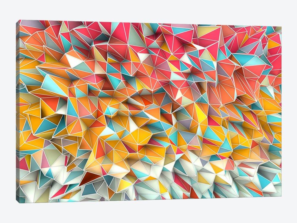 Kaos Summer by Diego Tirigall 1-piece Canvas Art