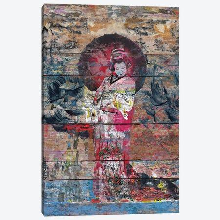 Airando Geisha (Island Woman) Canvas Print #MXS137} by Diego Tirigall Canvas Art