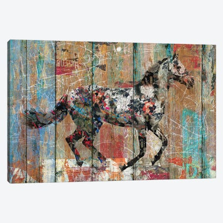 Source of Life (Wild Horse) Canvas Print #MXS139} by Diego Tirigall Art Print
