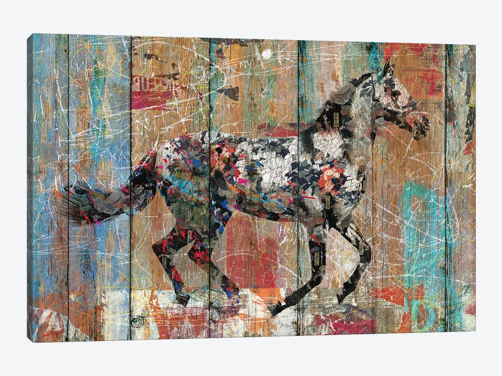 Source of Life (Wild Horse) by Diego Tirigall 1-piece Canvas Art