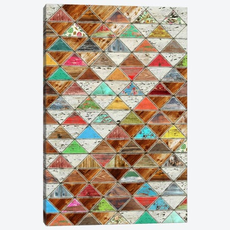 Love Pattern Canvas Print #MXS14} by Diego Tirigall Art Print