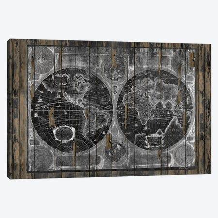 Treasure Map Canvas Print #MXS150} by Diego Tirigall Canvas Art Print
