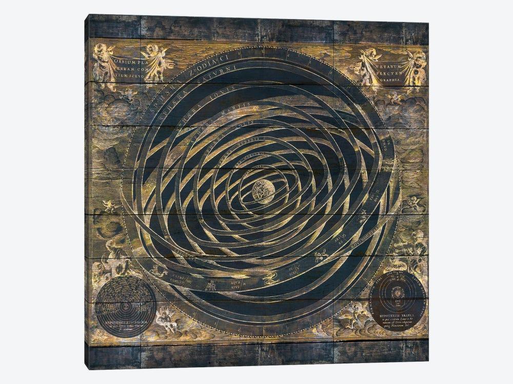 Zodiac Old World by Diego Tirigall 1-piece Art Print