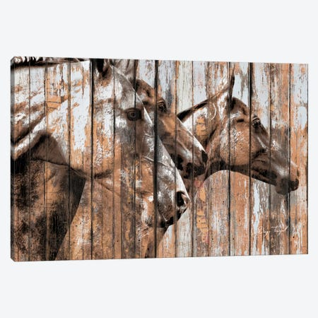 Run With The Horses Canvas Print #MXS156} by Diego Tirigall Canvas Wall Art