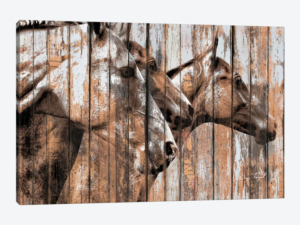 Run With The Horses by Diego Tirigall 1-piece Art Print