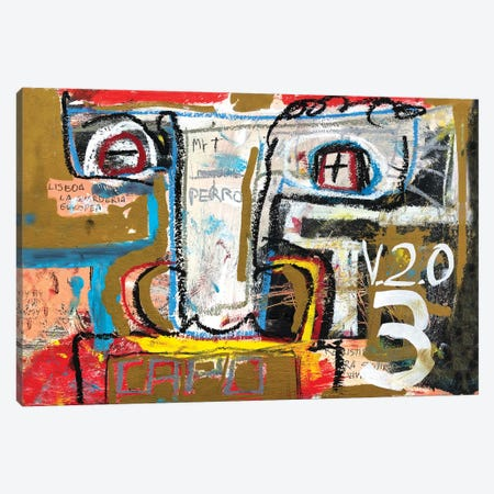 Capo Canvas Print #MXS179} by Diego Tirigall Art Print
