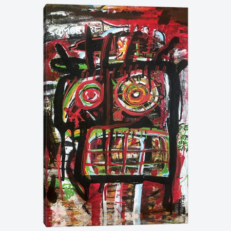 La Fe de Clarita Canvas Print #MXS184} by Diego Tirigall Canvas Art Print