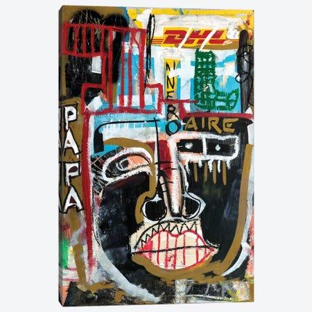 Papá Canvas Print #MXS187} by Diego Tirigall Art Print