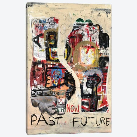 Past Future Canvas Print #MXS188} by Diego Tirigall Canvas Art