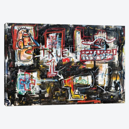 True Canvas Print #MXS190} by Diego Tirigall Canvas Print
