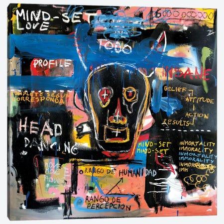 Mind Set Canvas Print #MXS192} by Diego Tirigall Canvas Art Print