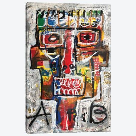 A B Test Canvas Print #MXS209} by Diego Tirigall Canvas Art Print