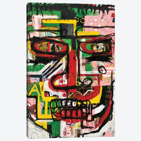 Headmaster Canvas Print #MXS211} by Diego Tirigall Canvas Artwork