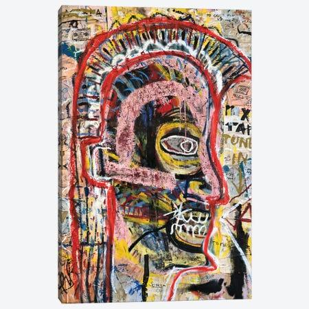 Perturbator Canvas Print #MXS213} by Diego Tirigall Canvas Wall Art