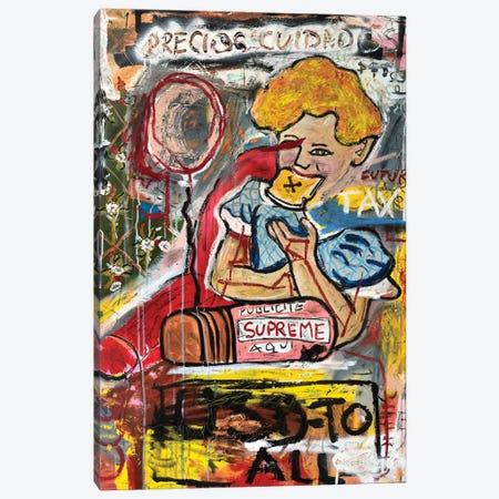 Precios Cuidados Canvas Print #MXS214} by Diego Tirigall Canvas Print