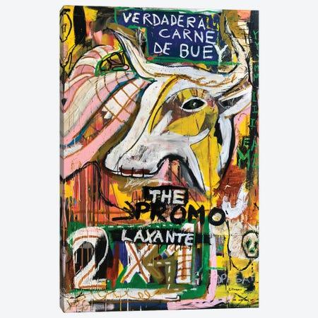 Verdadera Carne de Buey I Canvas Print #MXS219} by Diego Tirigall Canvas Art