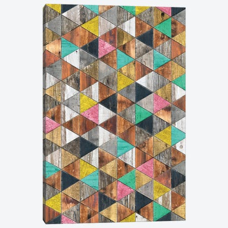 Shabby Chic Nordic - Height Canvas Print #MXS248} by Diego Tirigall Canvas Print
