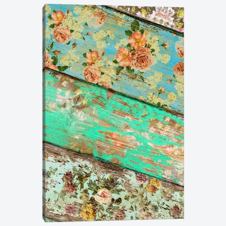 Rococo Style #3 Canvas Print #MXS24} by Diego Tirigall Canvas Wall Art
