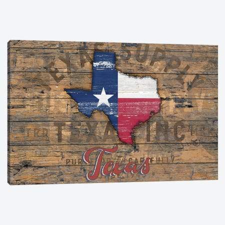 Rustic Morning In Texas State Canvas Print #MXS272} by Diego Tirigall Canvas Artwork
