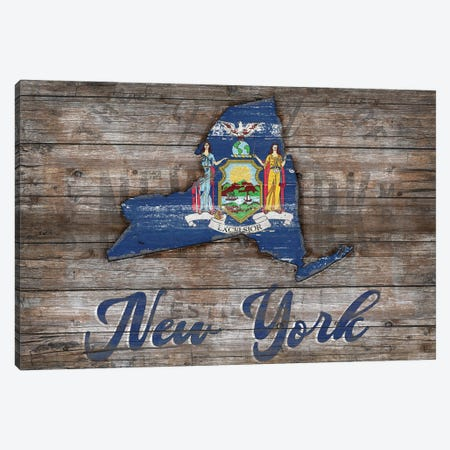 Rustic Morning In New York State Canvas Print #MXS274} by Diego Tirigall Canvas Print