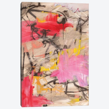 Rush Canvas Print #MXS295} by Diego Tirigall Canvas Art Print