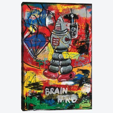 Braintrust Canvas Print #MXS314} by Diego Tirigall Canvas Artwork