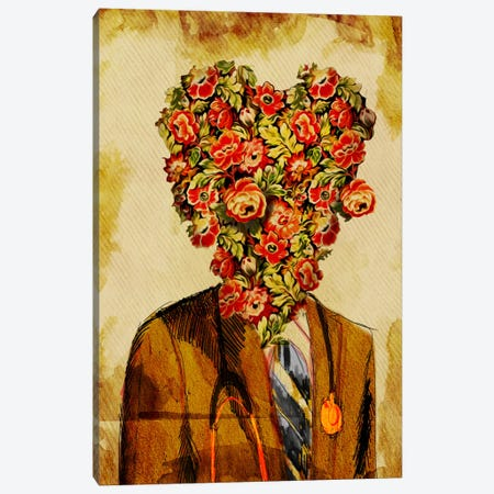 Dr. Amor Canvas Print #MXS33} by Diego Tirigall Canvas Art