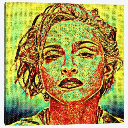 Requiem Madonna Canvas Print #MXS37} by Diego Tirigall Canvas Art Print