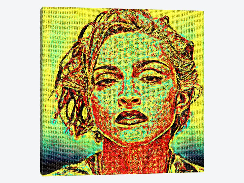 Requiem Madonna by Diego Tirigall 1-piece Canvas Print