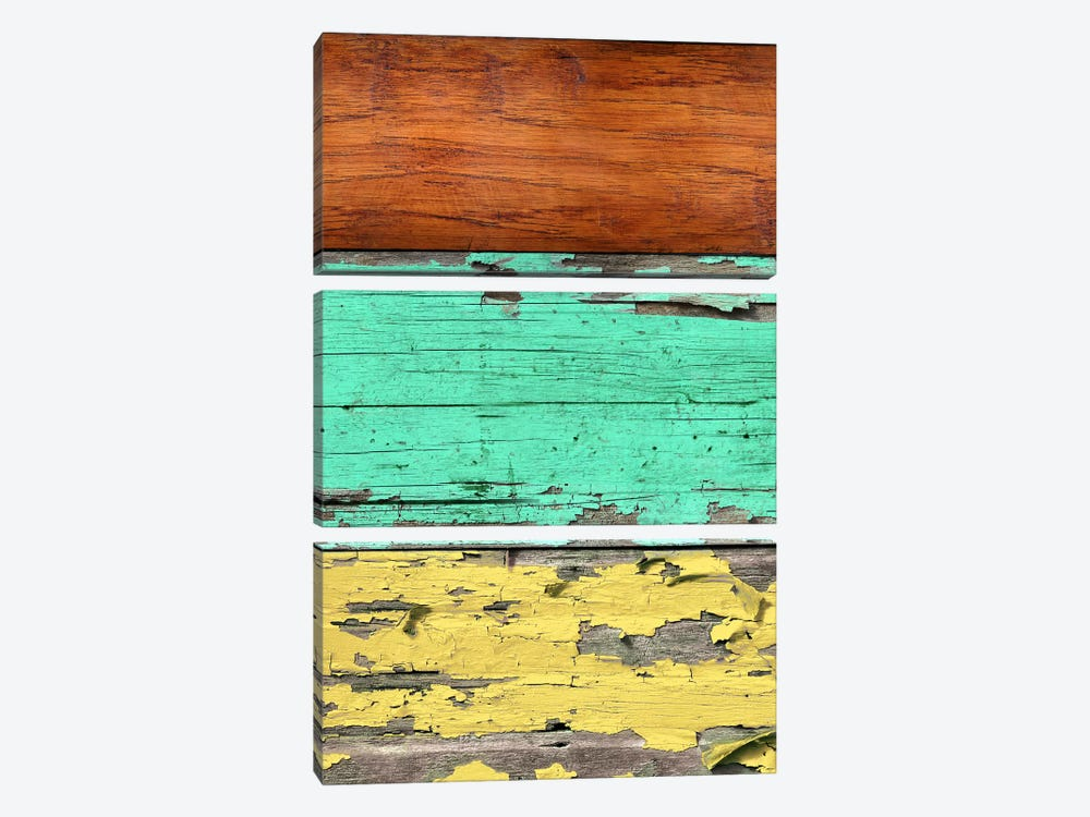 Abbot Kinney by Diego Tirigall 3-piece Canvas Wall Art