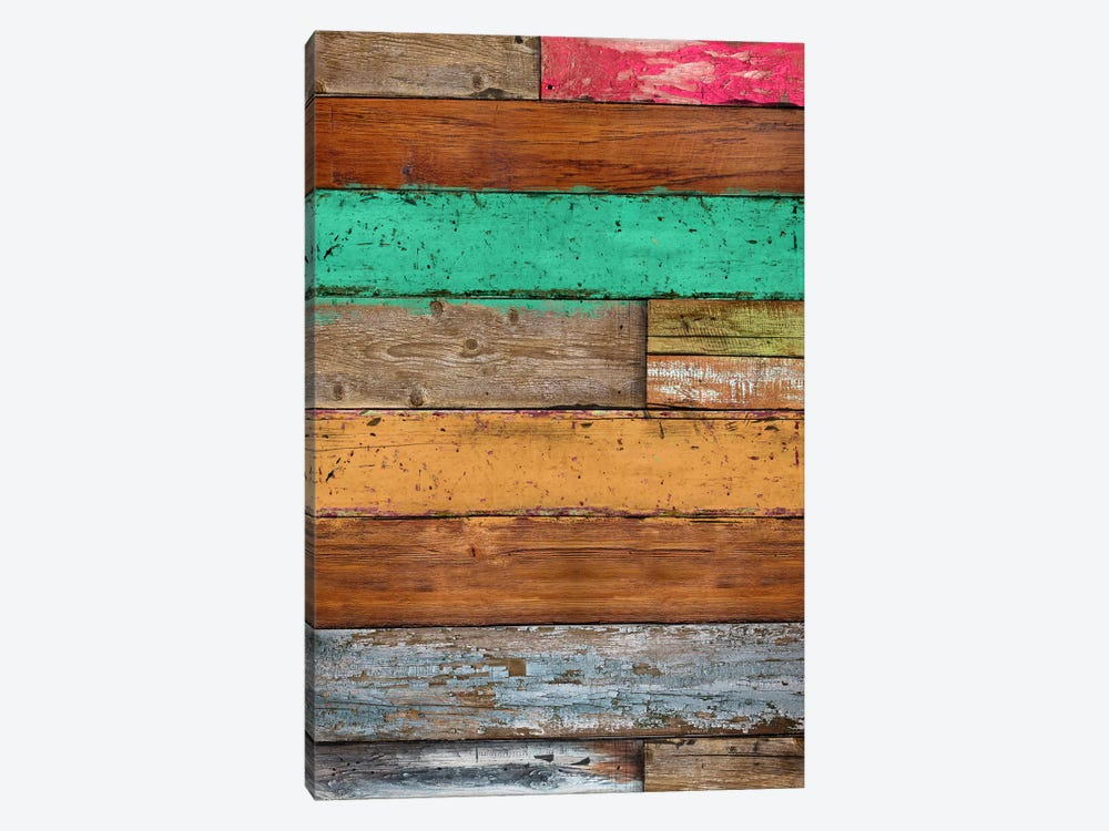 Country Pop #1 by Diego Tirigall 1-piece Canvas Artwork
