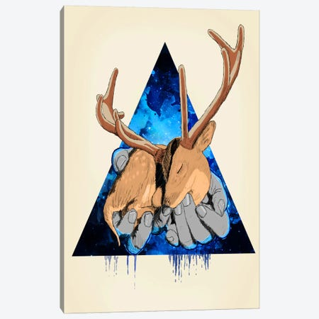 2nd Chance Canvas Print #MXS4} by Diego Tirigall Art Print