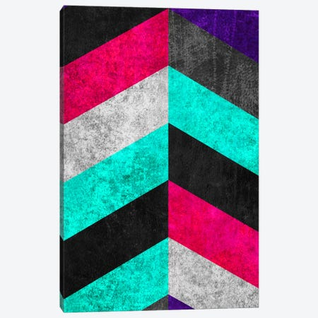 Geometric Mundo C Canvas Print #MXS58} by Diego Tirigall Canvas Artwork