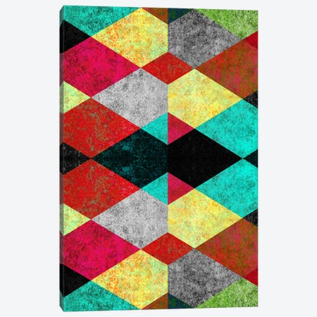 Geometric Mundo D Canvas Print #MXS59} by Diego Tirigall Canvas Art