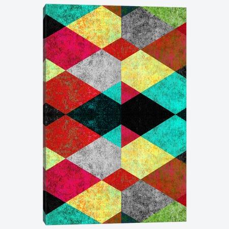 Geometric Mundo D Canvas Print #MXS59} by Diego Tirigall Canvas Art